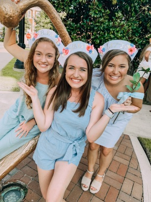 Big/Little Reveal 2019